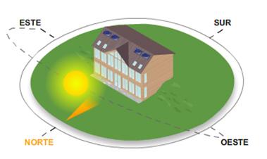 Especial casas geosolares mi huella de carbono - Mejor orientacion casa ...